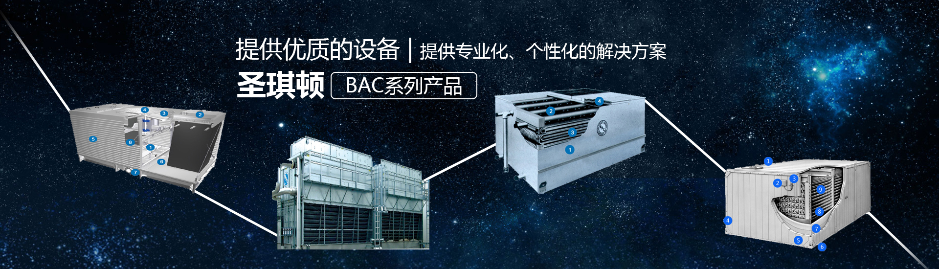 武汉蒸发式冷凝器